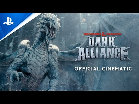 Dark Alliance – Official Cinematic Launch Trailer | PS5, PS4