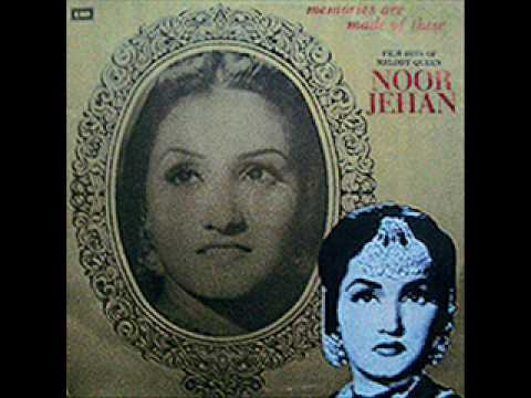 AWAZ DE KAHAN HAI NOOR JEHAN &amp; SURINDERA FILM ANMOL GHADI MUSIC NAUSHAD ALI