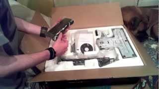Unboxing Monitor BenQ XL2420T