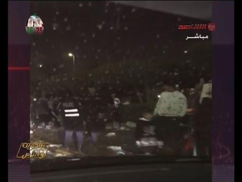 مواطنه كويتيه تنتقد الشباب لهدر المياه واستخدام رشاشات المياه بالاحتفالات الوطنيه