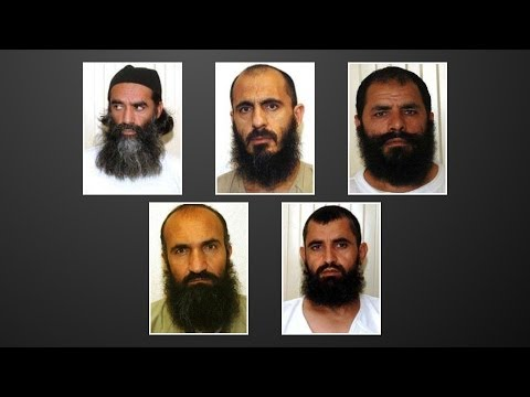 The 5 Guantanamo detainees swapped for Bowe Bergdahl