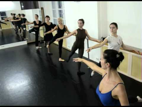 Уроки хореографии - видео