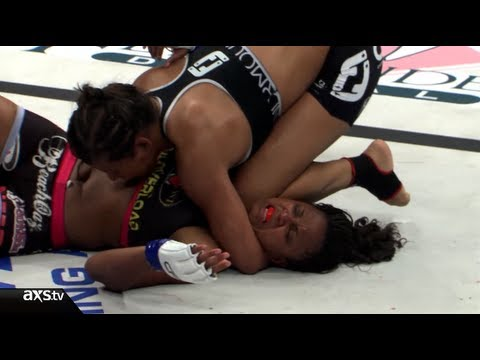 Fallon Fox vs Allanna Jones CFA11 Full Fight