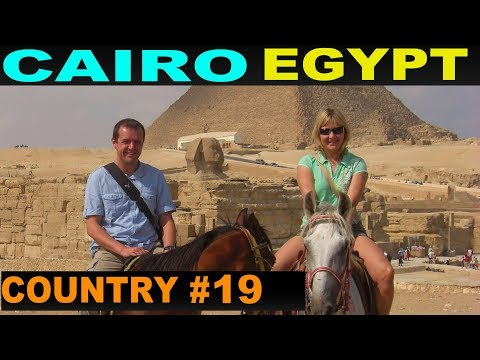 A Tourist's Guide to Cairo, Egypt