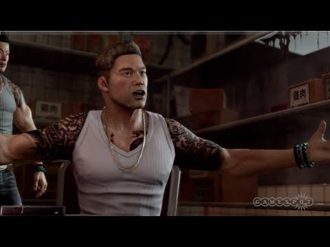 GameSpot Reviews - Sleeping Dogs