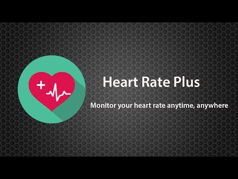 Heart Rate Plus - Pulse & Heart Rate Monitor APK Cover