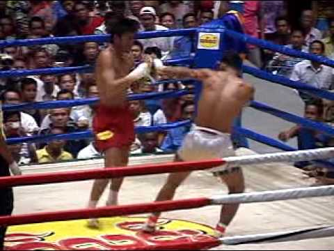 lethwei - Japan vs Myanmar friendly fight #4 part1