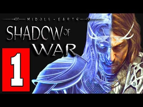Let's Play Middle-Earth: Shadow Of War With CohhCarnage - Episode 2