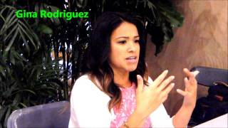 Gina Rodriguez habla de su estelar en Jane the Virgin