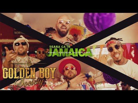 Rashid feat. Alex Velea, Matteo & Shift - Seara Ca In Jamaica | Videoclip Oficial thumbnail