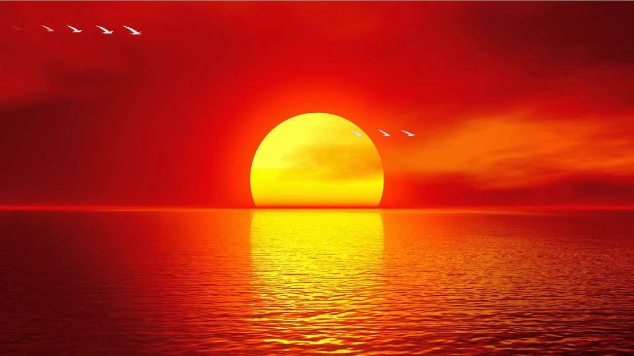 30 min musique relaxante zen coucher soleil bord mer - Soleil zen montpellier ...