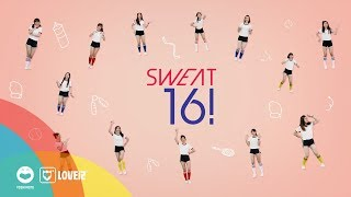 Sweat16! - วิ่ง [Official Music video]