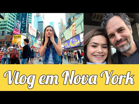 #Maisera - VLOG EM NOVA YORK