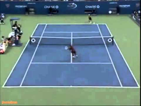 Serena Williams vs Ana Ivanovic 2006 US Open Highlights
