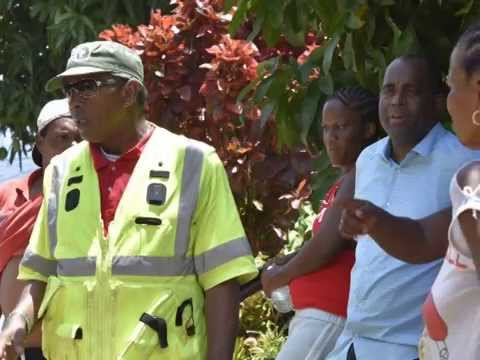 GIS Dominica: Exclusive Post-Erika Discussion with Petite Savanne and Grand Bay Representatives