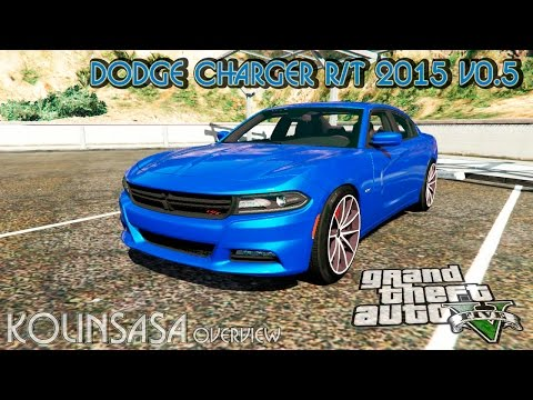 Dodge Charger RT 2015 v1.1