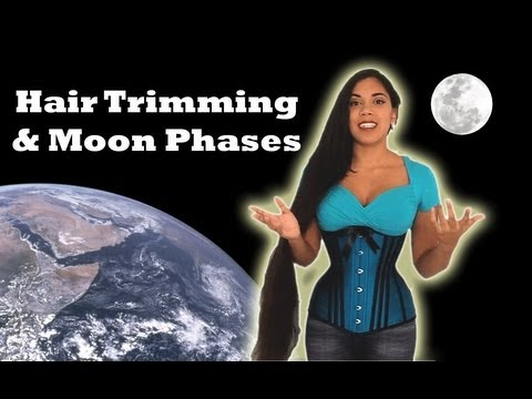 Hair Trims & Moon Phases Science or Folklore?