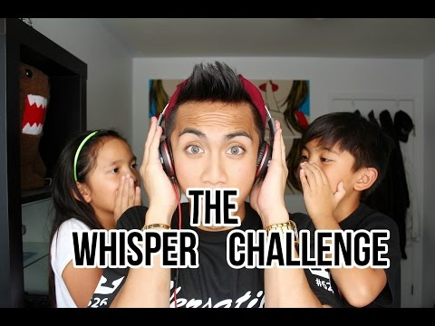 THE WHISPER CHALLENGE (W/ JAYDEN & SAM) | @PAULZEDRICH