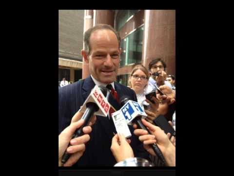 Eliot Spitzer Talks Jewish Issues On The Zev Brenner Show
