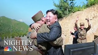 North Korea Could Have Nukes As Early As Next Year, US Assessment Warns | NBC Nightly News
