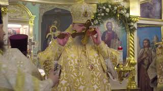 Слово митрополита Корнилия на Рождественской службе, 2021 год