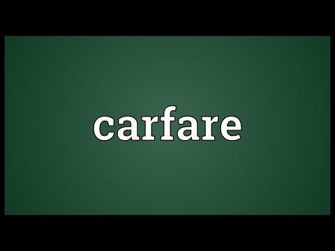 Header of carfare