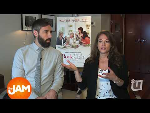 'Book Club' Movie Interview With Bill Holderman And Erin Simms