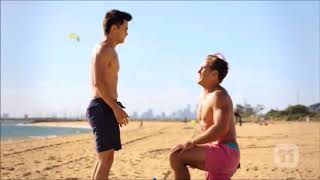 download musica David and Aaron get engaged and kiss scene ep 7845
