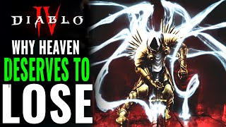 Diablo 4: Why Angels DESERVE TO LOSE