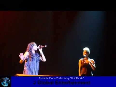 Melanie Fiona- It Kills Me (Live)