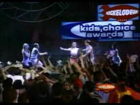 ...Baby One More Time (Kids Choice Awards 1999)