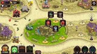 Kingdom Rush Vengeance - CITY OF LOZAGON [heroic] [impossible]