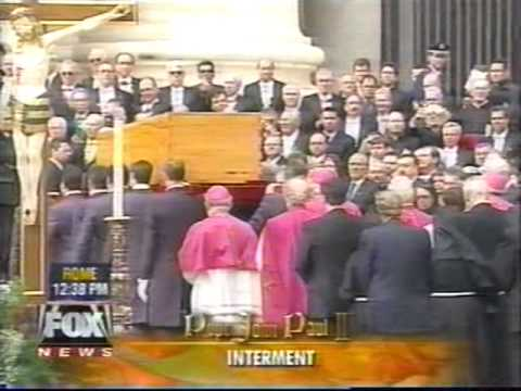 PART 3 FUNERAL POPE FINAL FAREWELL