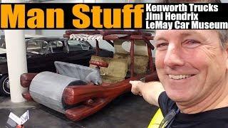 Motorhome RV Living | Saltwater State Park | LeMay Car Museum Tacoma WA