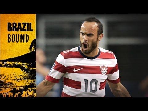 Costa Rica vs USA World Cup Qualifier, Donovan's Return | Brazil Bound