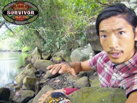 Survivor: Cagayan - Ninja Stealth Mode