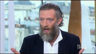 Interview et portrait de Vincent Cassel - Entrée libre