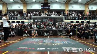 Popping Final HOAN vs POPCHEN | 20150301 OBS Vol.9