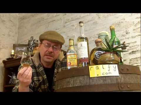 whisky review 263 - Recommended Spirits of Mexico (& Jose Cuervo Reposado)