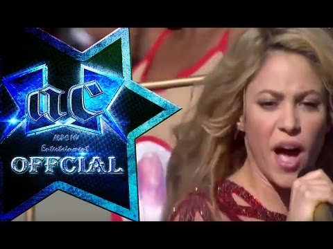 Official Video 2014 FIFA World Cup  Shakira - La La La (Brazil...
