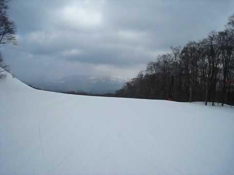 2009/04/05 蔵王温泉スキー場 2