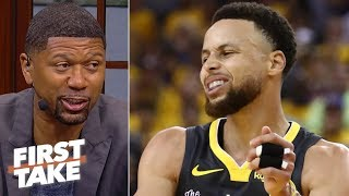 Steph did all he could in the Finals, the Warriors lost to a better team - Jalen Rose | First Take