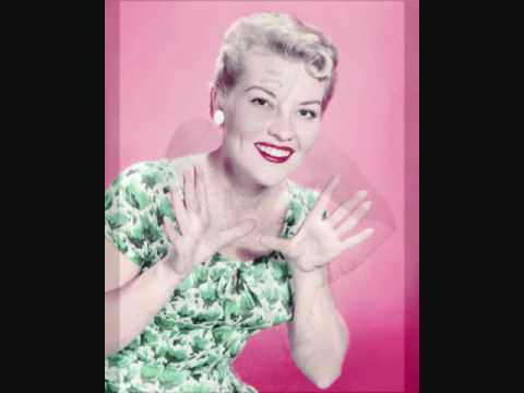 Patti Page - Let Me Go Lover