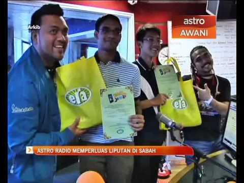 Astro Radio perluas liputan ke Sandakan, Sabah