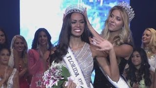Florida Beauty Queen Loses Crown Because Her Makeup Was Professionally Done