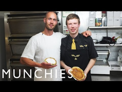 Black Pudding & Pie Barm: MUNCHIES Guide to the North of England (Episode 5)