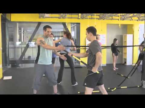 Inside the TRX® Rip Training Course