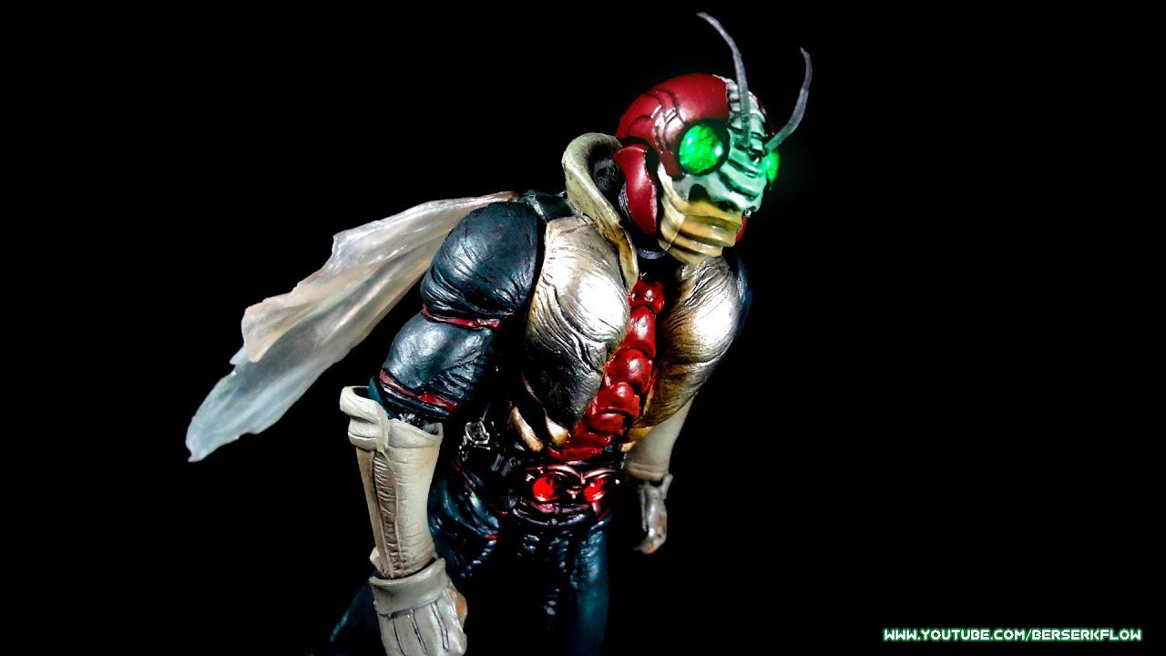 Sic Kamen Rider v3 Set Kamen Rider v3