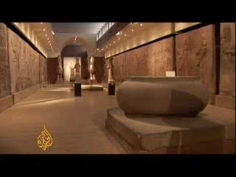 Struggle to save Iraq's cultural heritage - 26 Apr 08
