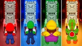 Super Mario Party - All Music Minigames
